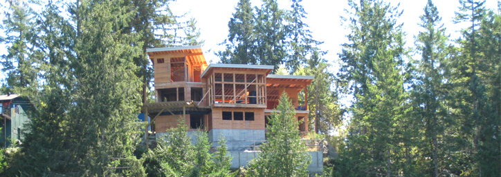 OneSEED-C2-Blog-13-07-08 Cliff House Framing