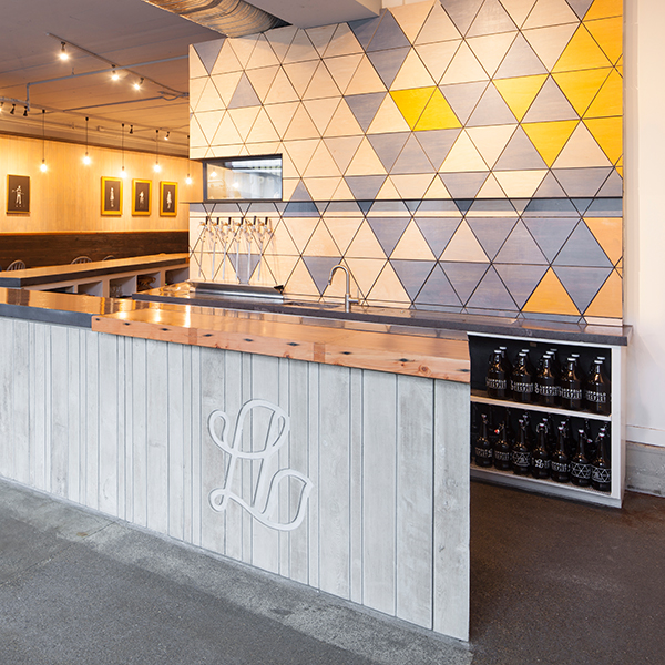 Luppolo Brewing Co. Tasting Room
