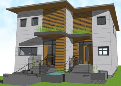 OneSEED_PassiveHouse RowHouse 01