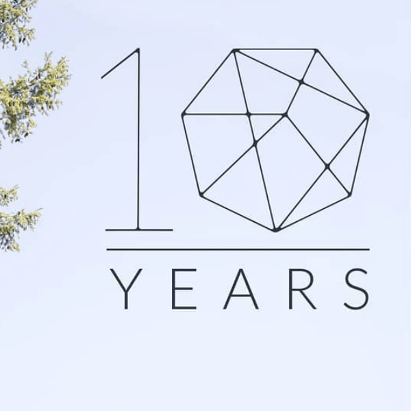 This month we celebrate 10 years (!!!) of ONE SEED!