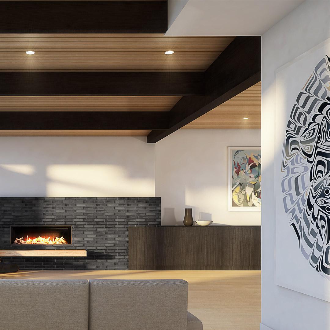 OneSEED_WestSideClerestory_13 Fireplace